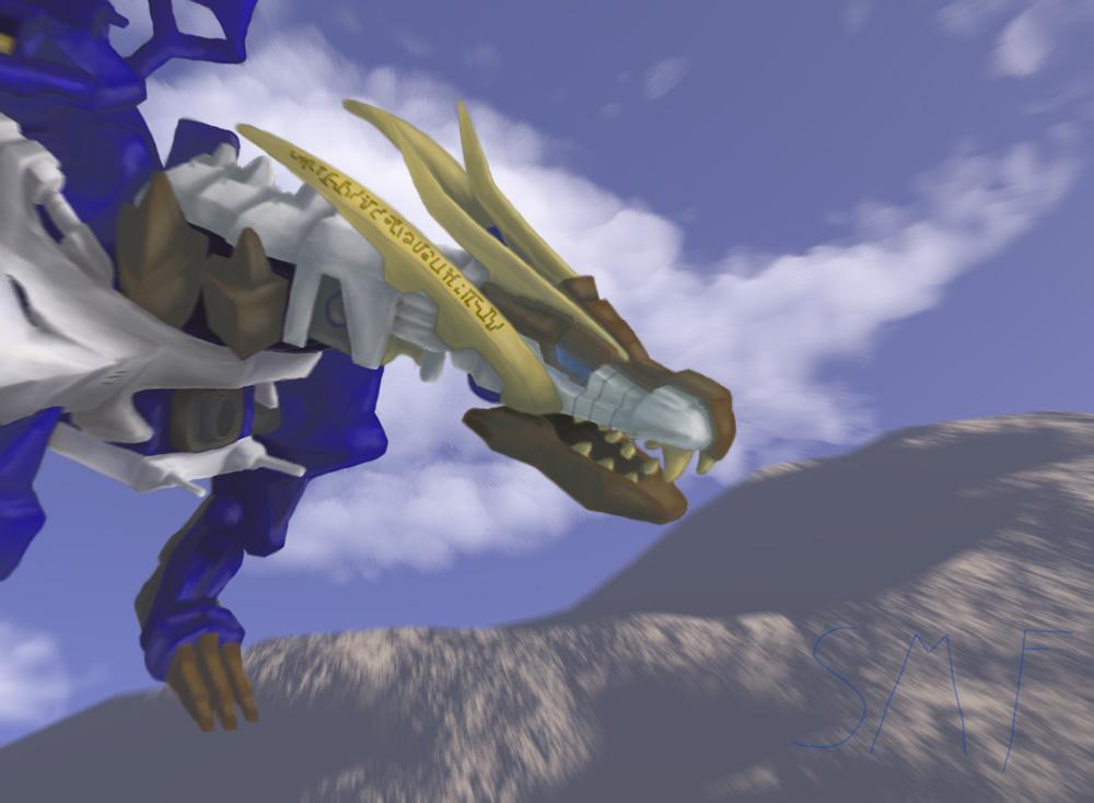 decalto dragon