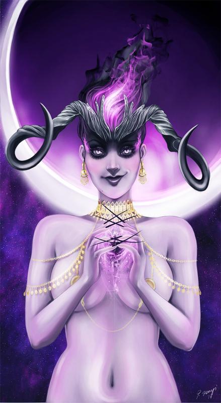 Desire demon