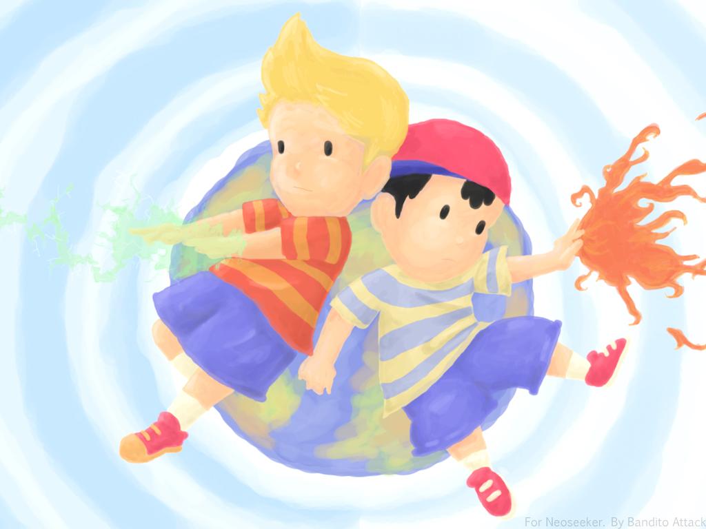 Lucas & Ness