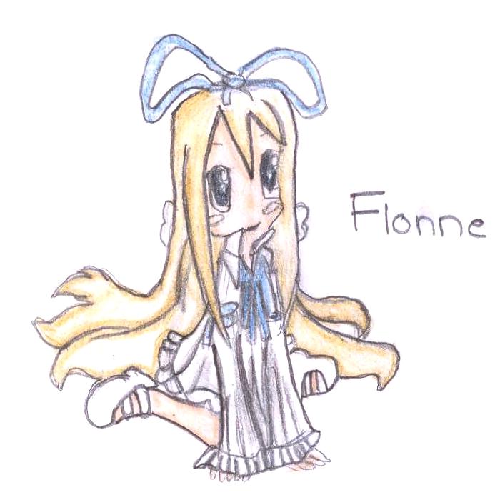 Flonne Coloured