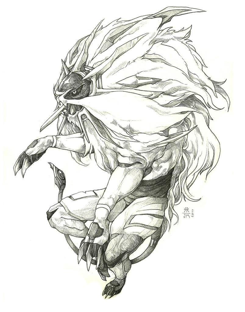 Legendary Solgaleo