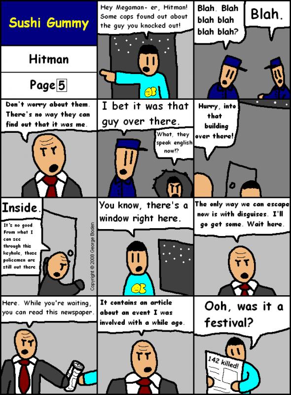 Hitman Page 5
