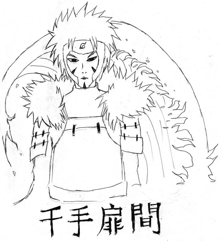 tobirama « Naruto Fanart