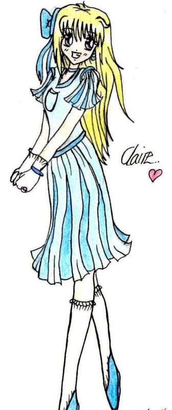 Claires Dress..