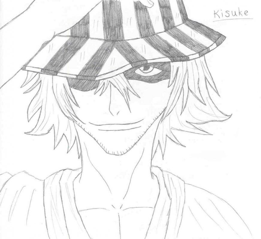 """Kisuke Urahara"" by Flash Cry"