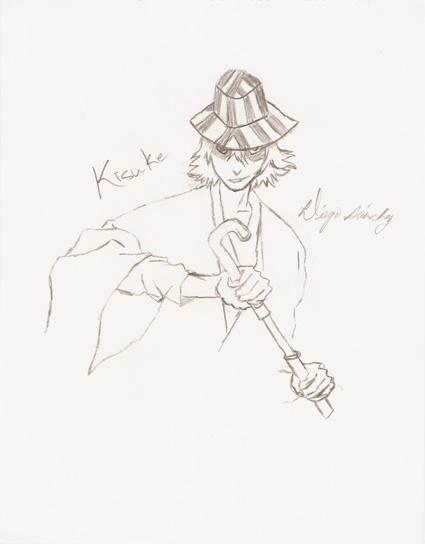 Kisuke Sketch