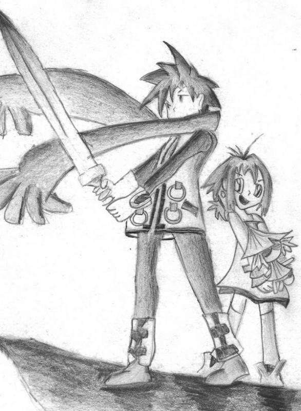 Marona and Ash