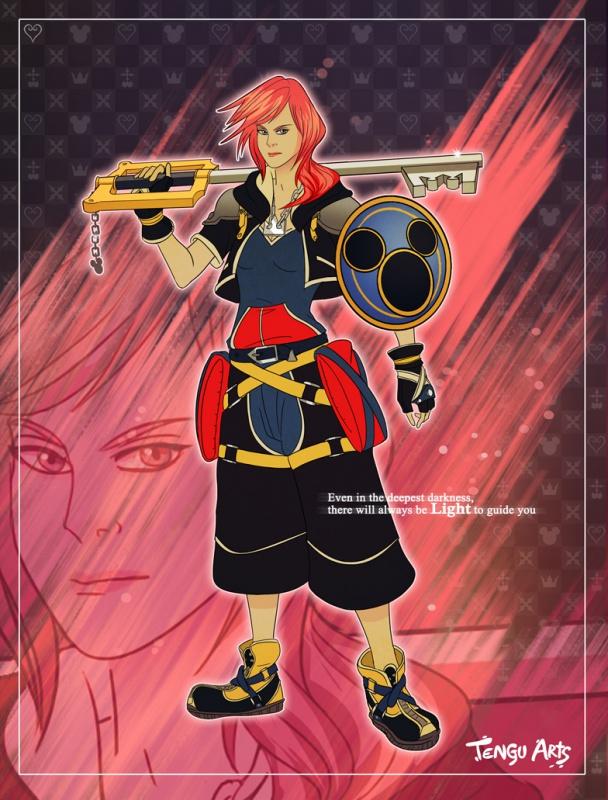 Lightning Returns : Sora Schema