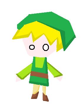 """Link "" by Samus"
