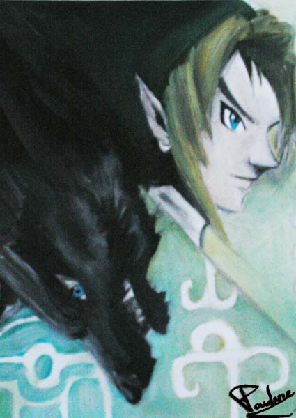 Zelda twilight princess cover