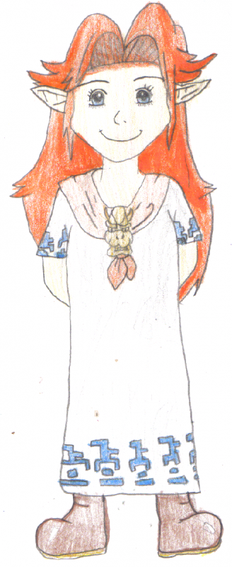 """Malon"" by WhisperintheWind"