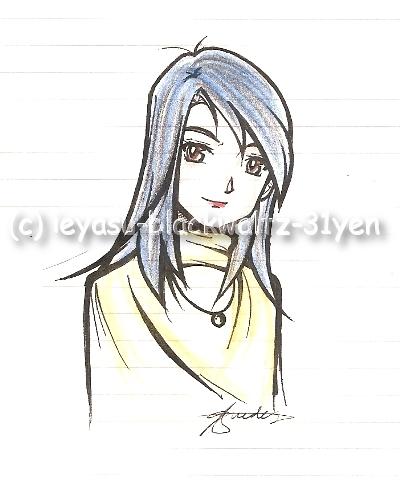 Maya Amano AKA Big Sis #2