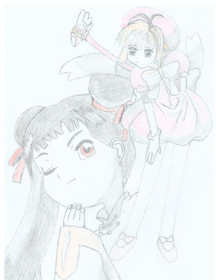 Meilin & Sakura