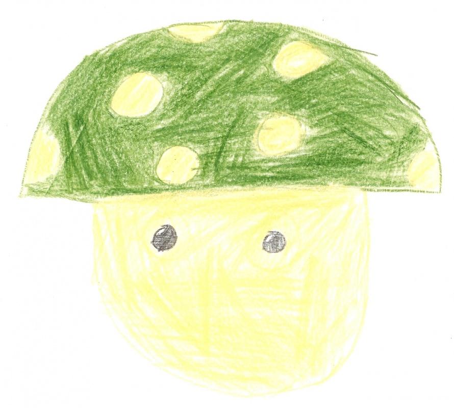 One-Up Mushroom