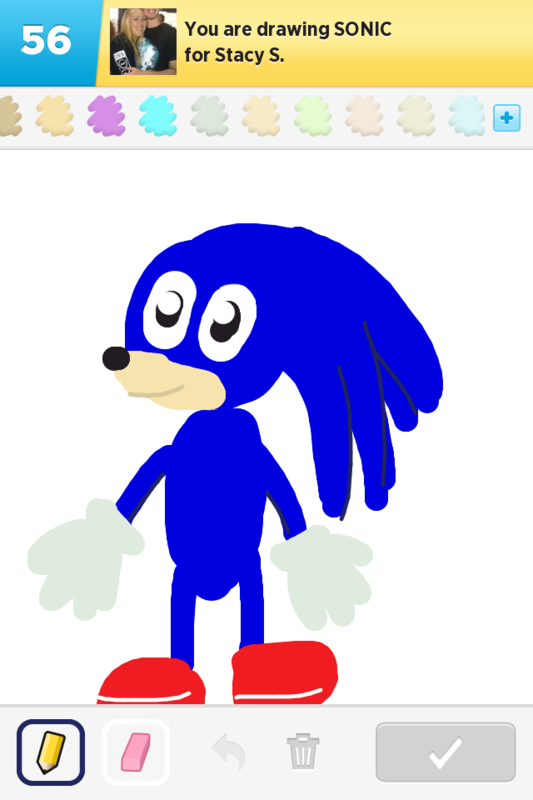 Sonic the Hedgehog?