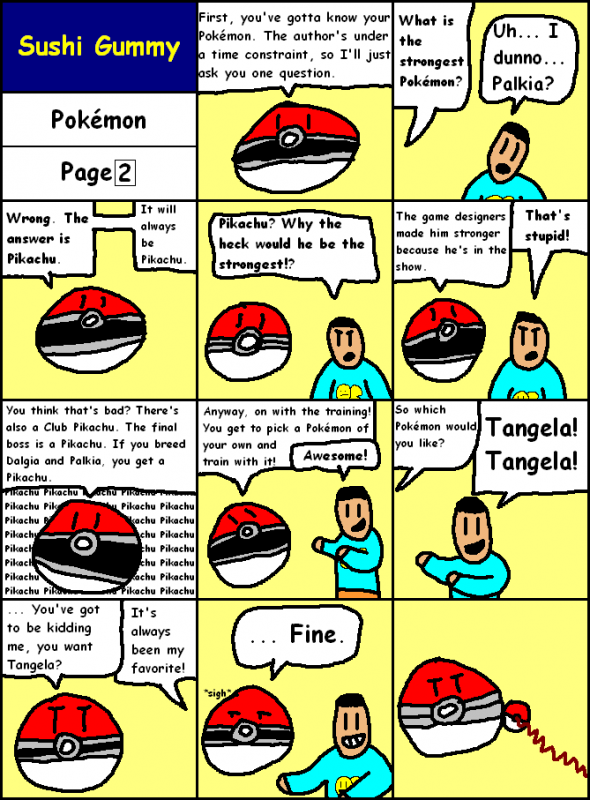 Pokémon Page 2