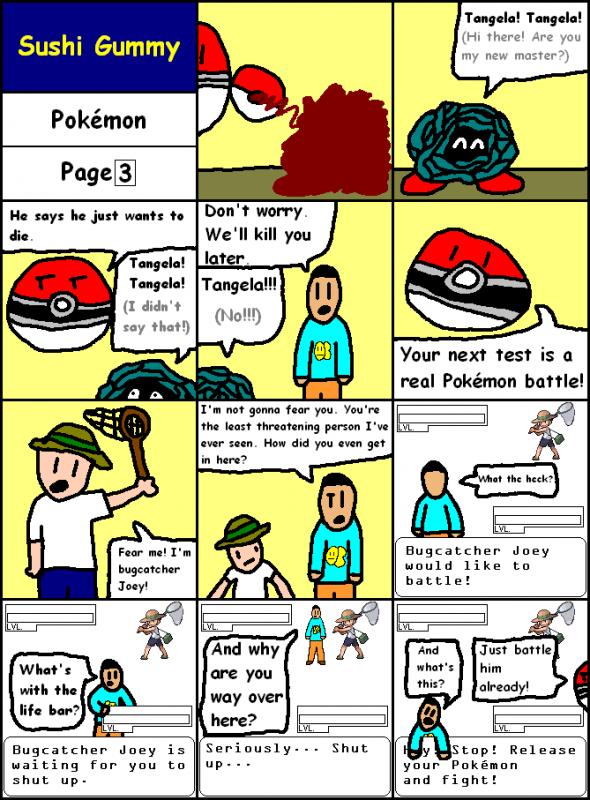 Pokémon Page 3