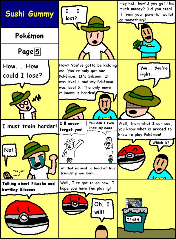 Pokémon Page 5