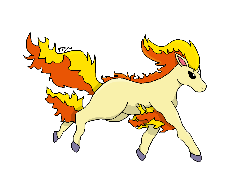 Ponyta Evolution Level Images - Reverse Search