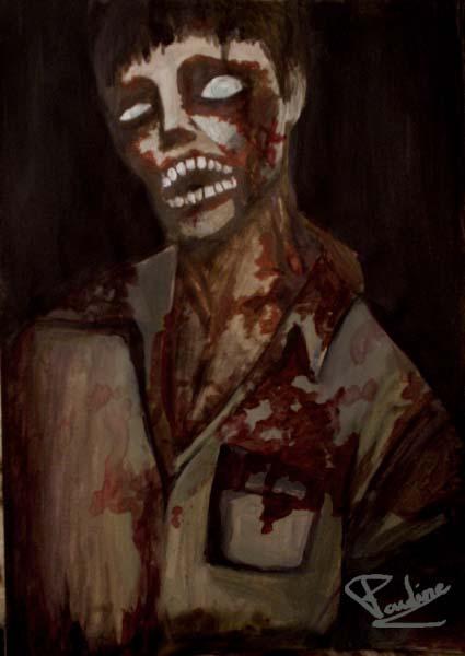 Resident Evil Zombie