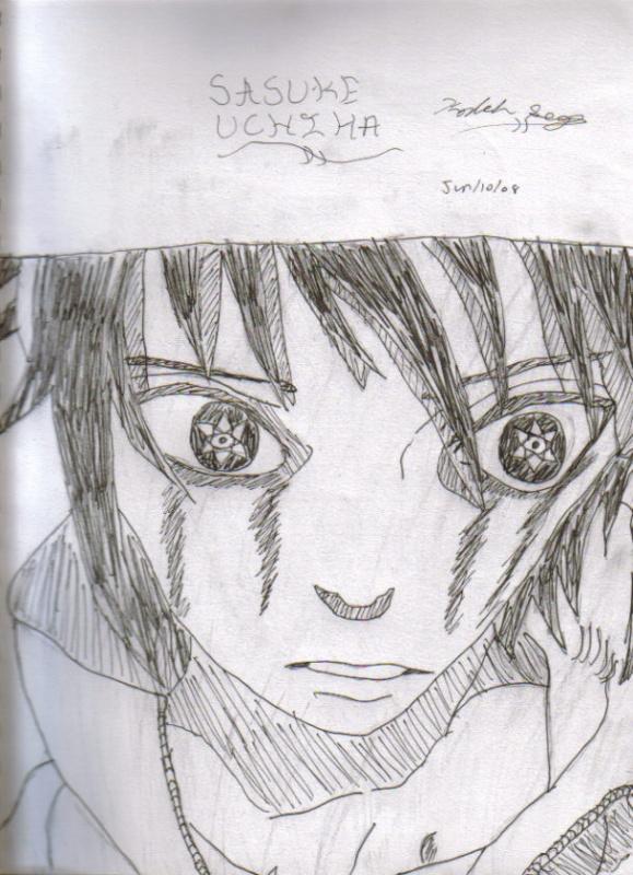 mangekyou sharingan sasuke