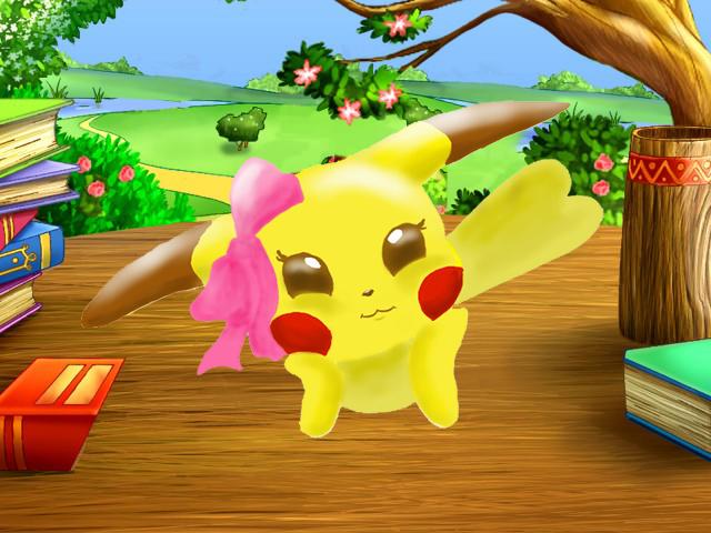 Pikachu (Female)