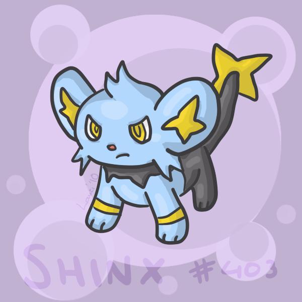 Shinx Doodle