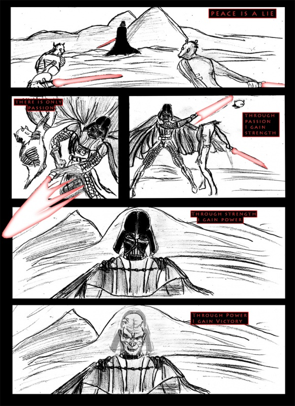 The Sith Code part 1