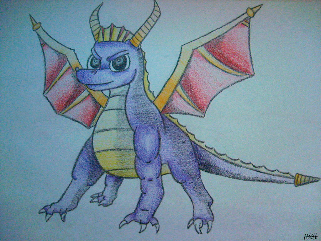 Teenage Spyro