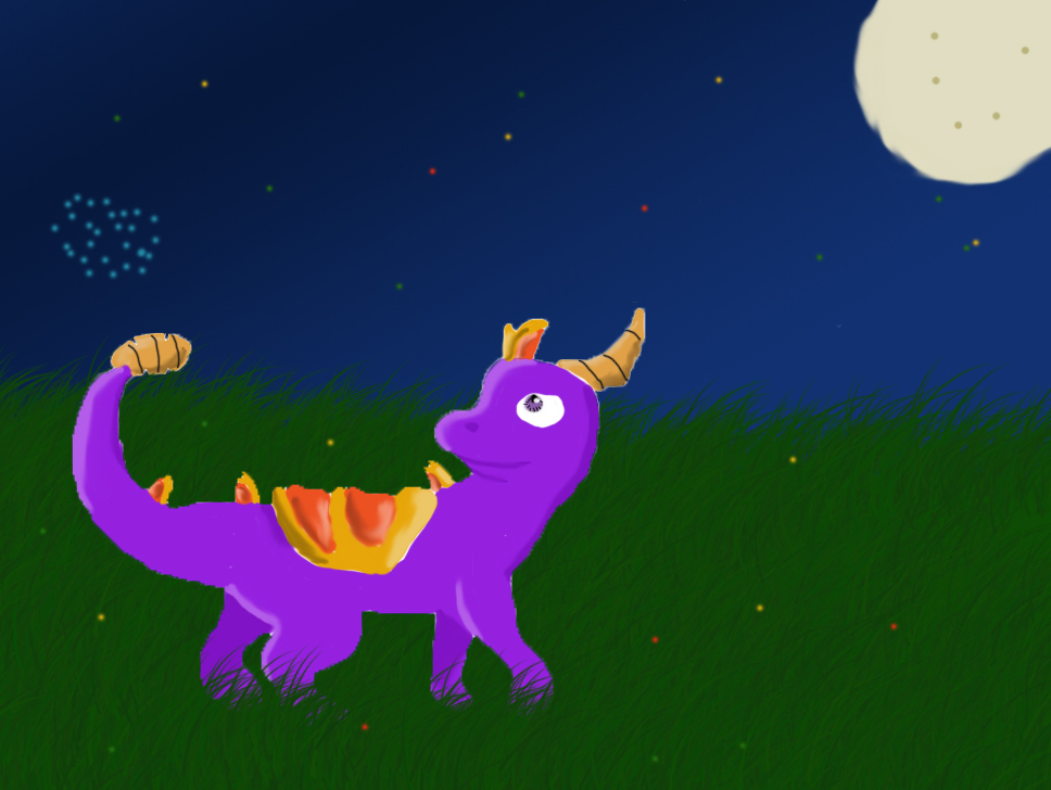 spyro moonlight