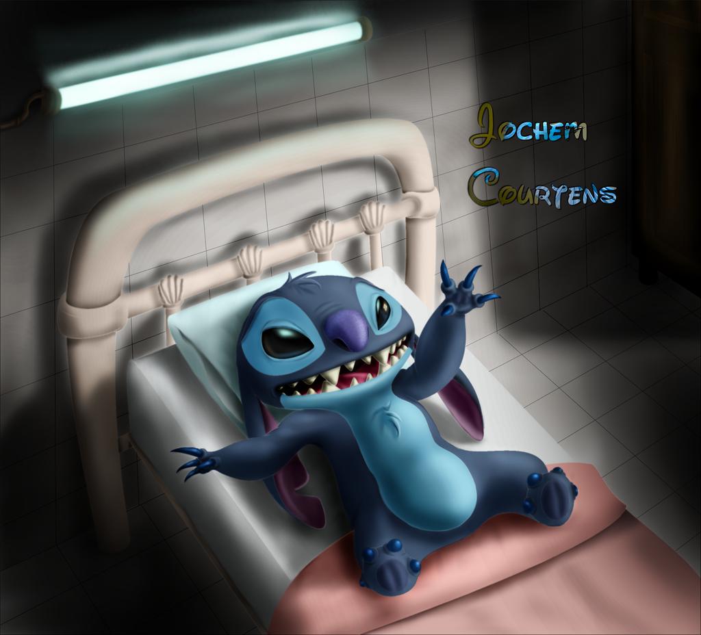 Lazarus Stitch