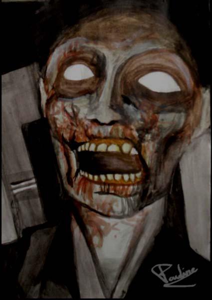 Zombie Resident Evil
