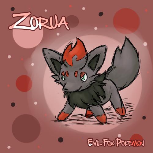 5th Gen - Zorua