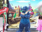 Pizza Man Stitch!!!