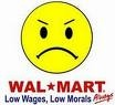 The no Walmart Movement