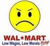 The no Walmart Movement