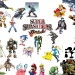 SUPER SMASH BROS BRAWL CHARECTERS!!