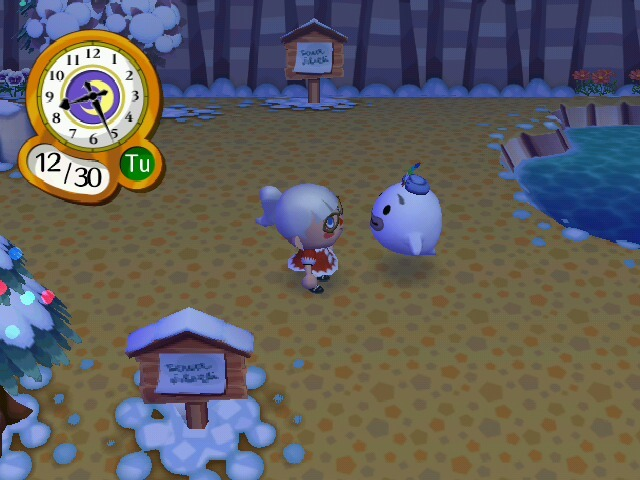 Yay, perfect town. ^^