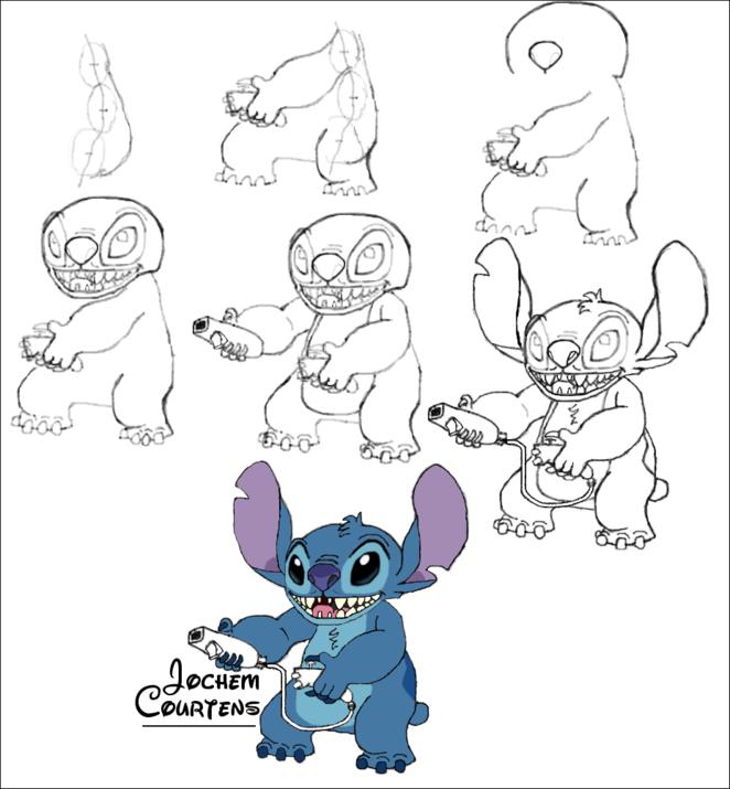 stitch_nintendo_wii_drawing_progress_dis