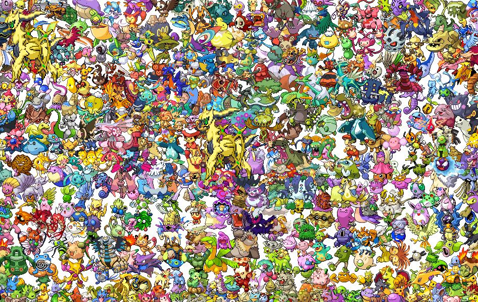 Every pokemon e...
