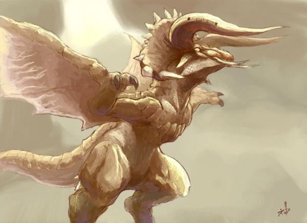 [J-K-L] Fauna IV  Diablossandyart_display