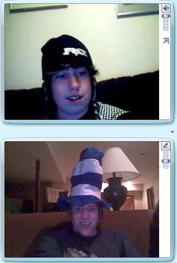 hat night