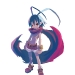 Disgaea 1 Character Illustrations