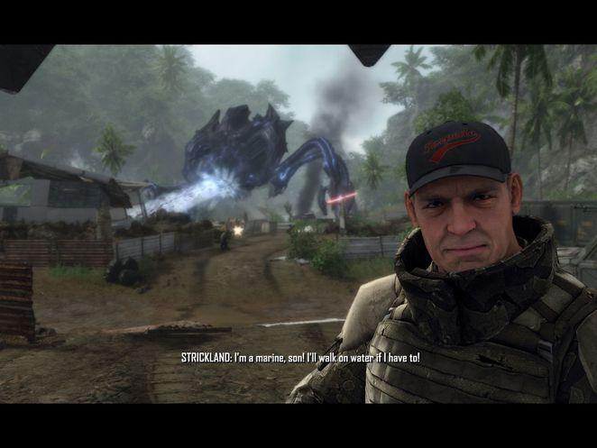 Major Strickland