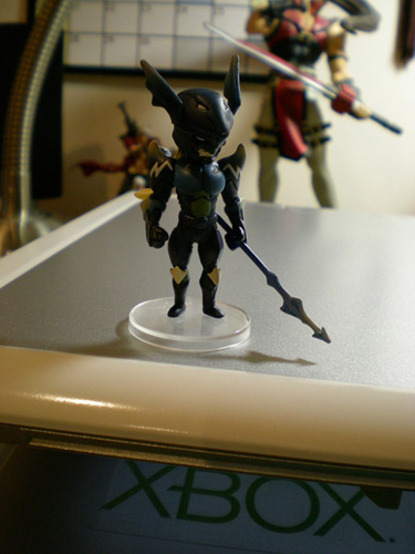 Kain Highwind figurine