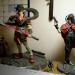 Sol Badguy, Vincent Valentine statues