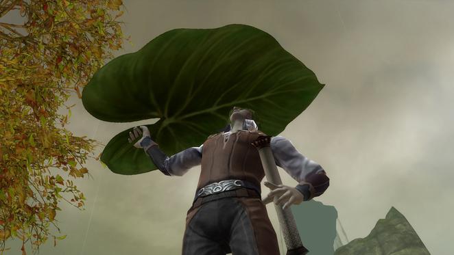 Umbrella, Aion Style