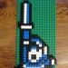 Link made out of Legos