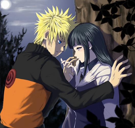 Naruto and Hinata - Ultimate Ninja 4: Naruto Shippuden - Neoseeker Forums