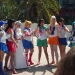 Sailor Moon Group Cosplay AX 2008